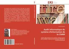 Buchcover von Audit informatique du système d'information de la CNAM