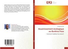 Couverture de Assainissement écologique au Burkina Faso