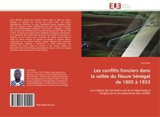 Bookcover of Les conflits fonciers dans la vallée du fleuve Sénégal de 1905 à 1933