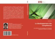 Couverture de Le développement des compétences