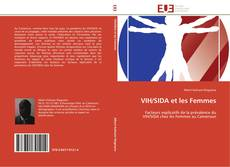 Capa do livro de VIH/SIDA et les Femmes