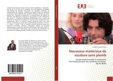 Bookcover of Nouveaux matériaux de soudure sans plomb