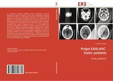 Projet EASI-AVC   Volet: patients的封面
