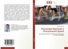 Bookcover of Physiologie Appliquée à l'Entraînement Sportif
