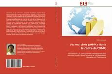 Buchcover von Les marchés publics dans le cadre de l'OMC