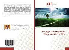 Bookcover of Ecologie Industrielle de l'Industrie Cimentière