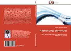 Gabon/Guinée Equatoriale: kitap kapağı