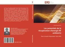 Borítókép a  Les potentiels de la récupération d'energie RF ambiante - hoz