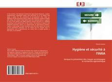 Обложка Hygiène et sécurité à l'INRA