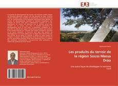 Portada del libro de Les produits du terroir de la région Souss Massa Dràa