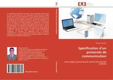 Borítókép a  Spécification d'un protocole de communication - hoz