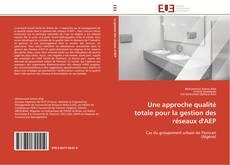Une approche qualité totale pour la gestion des réseaux d'AEP kitap kapağı