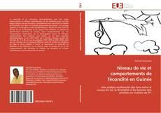 Capa do livro de Niveau de vie et comportements de fécondité en Guinée
