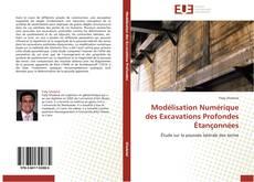Обложка Modélisation Numérique des Excavations Profondes Étançonnées