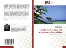 Capa do livro de Étude stochastique des perfomances journalières