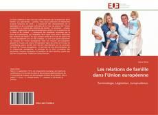 Les relations de famille dans l'Union européenne的封面