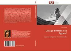Portada del libro de Ciblage d'Inflation en Égypte?