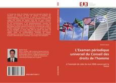 Portada del libro de L'Examen périodique universel du Conseil des droits de l'homme