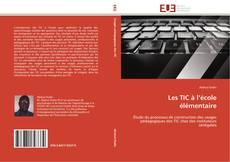 Buchcover von Les TIC à l'école élémentaire