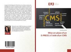 Bookcover of Mise en place d'un E-PRESS à l'aide d'un CMS