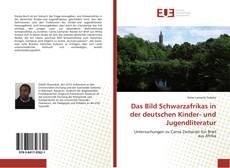 Buchcover von Das Bild Schwarzafrikas in der deutschen Kinder- und Jugendliteratur