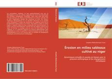 Couverture de Érosion en milieu sableaux cultivé au niger