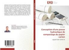 Borítókép a  Conception d'une presse hydraulique de compactage du papier carton - hoz