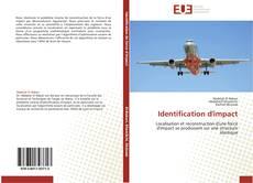 Couverture de Identification d'impact