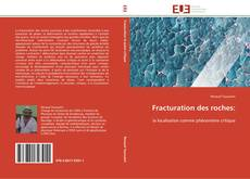 Bookcover of Fracturation des roches: