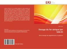 Обложка Dosage du fer sérique par SAA-Et