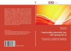Bookcover of Cupriavidus pauculus (ex-CDC group IVc-2)
