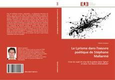 Capa do livro de Le Lyrisme dans l'oeuvre poétique de Stéphane Mallarmé