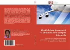 Sûreté de fonctionnement et utilisabilité des cockpits interactifs kitap kapağı