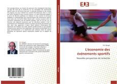 Bookcover of L'économie des événements sportifs