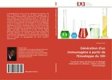 Copertina di Génération d'un immunogène à partir de l'Enveloppe du VIH