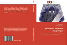 Bookcover of Problèmes de chimie inorganique