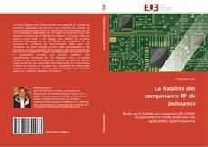 Borítókép a  La fiabilité des composants RF de puissance - hoz