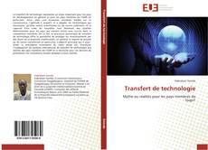 Couverture de Transfert de technologie
