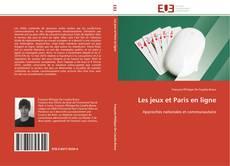Capa do livro de Les jeux et Paris en ligne