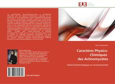 Bookcover of Caractères Physico-Chimiques       des Actinomycètes