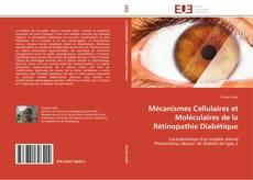 Обложка Mécanismes Cellulaires et Moléculaires de la Rétinopathie Diabétique