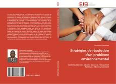 Bookcover of Stratégies de résolution d'un problème environnemental
