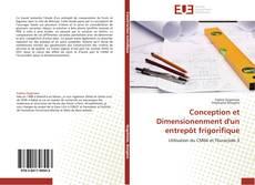 Conception et Dimensionenment d'un entrepôt frigorifique kitap kapağı