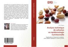 Обложка Analyse statistique  de cohortes  en épidémiologie nutritionnelle