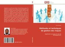 Обложка Méthodes et techniques de gestion des risques