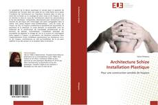 Capa do livro de Architecture Schize  Installation Plastique