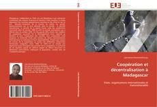 Portada del libro de Coopération et décentralisation à Madagascar