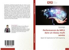Performances du MPLS dans un réseau multi service kitap kapağı