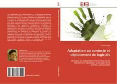 Buchcover von Adaptation au contexte et déploiement de logiciels