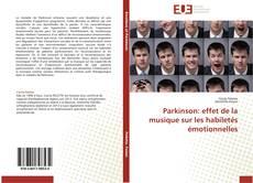 Capa do livro de Parkinson: effet de la musique sur les habiletés émotionnelles